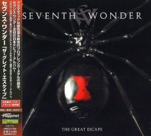 Seventh Wonder - The Great Escape [Japanese Edition] (2011)