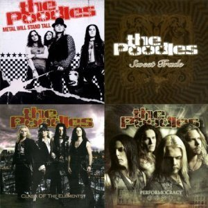 The Poodles - Discography (2006-2011)