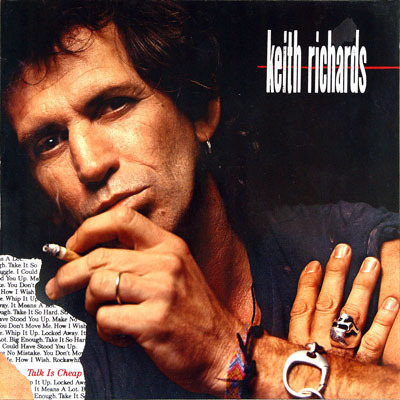 Keith Richards Talk Is Cheap Vinyl Rip 187 Lossless