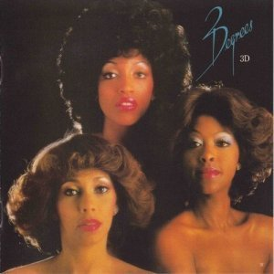 The Three Degrees - 3 D 1979 (2011)