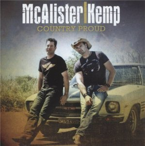 McAlister Kemp - Country Proud (2012)