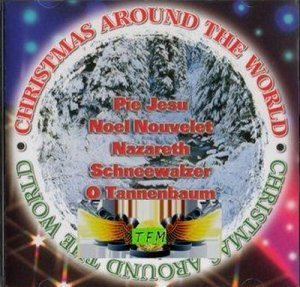VA - Christmas Around The World (2011)