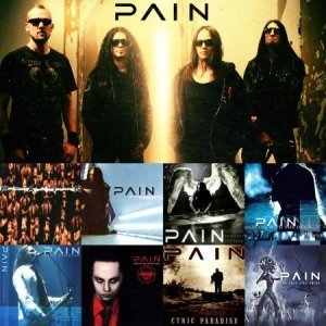 Pain - Discography (1997-2011)