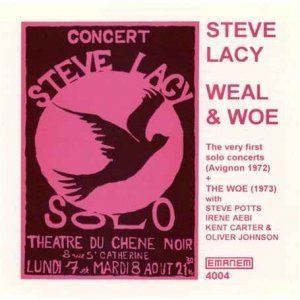 Steve Lacy - Avignon And After Vol. 1 (2012)