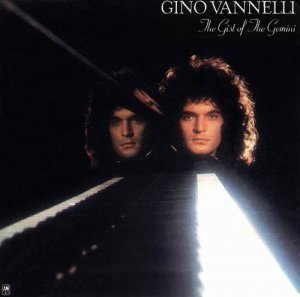 Gino Vannelli - The Gist Of The Gemini (1976)