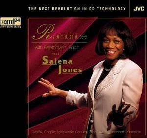 Salena Jones - Romance with Beethoven, Bach... and Salena Jones (2004)