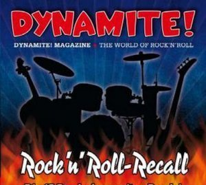 VA - Dynamite 34 The World Of Rock 'N' Roll Issue 79 (2012)