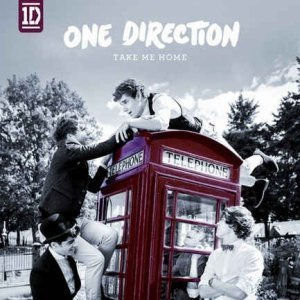 One Direction - Take Me Home [Target Exclusive Deluxe Edition] (2012)