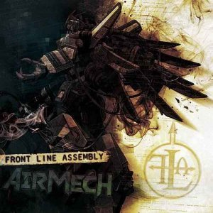 Front Line Assembly – AirMech [Soundtrack] (2012)