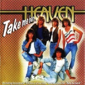 Heaven - Take Me Back 1989 (Huldra Rec. 2003)