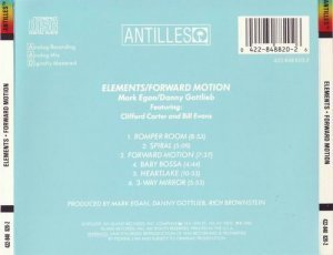 Elements - Forward Motion (1984)