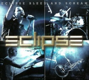 Eclipse - Bleed And Scream (single)(2012)