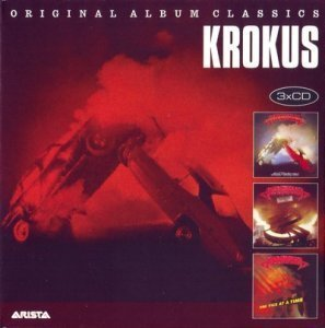 Krokus - Original Album Classics [3CD] (2012)