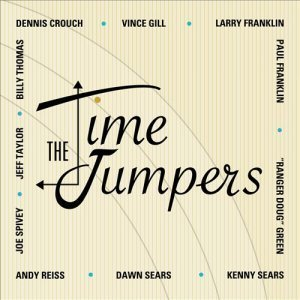 The Time Jumpers - The Time Jumpers (2012)