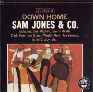 Sam Jones - Down Home (1962)