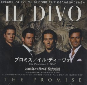 Il Divo - The Promise [Japanese Edition] (2008)