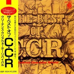 Creedence Clearwater Revival - The Best Of C.C.R. 1985 (JAPAN EDITION)