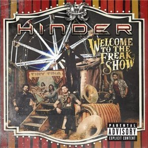 Hinder – Welcome To The Freakshow (2012)