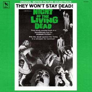 Night Of The Living Dead – Soundtrack (1968) (First US Pressing) (24-Bit/96 Khz + 16-Bit/44.1Khz) (Vinyl Rip)