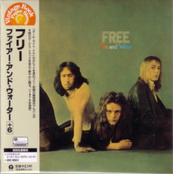 Free - Fire And Water 1970 (JAPAN EDITION 2002)