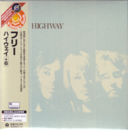 Free - Highway 1970 (JAPAN EDITION 2002)