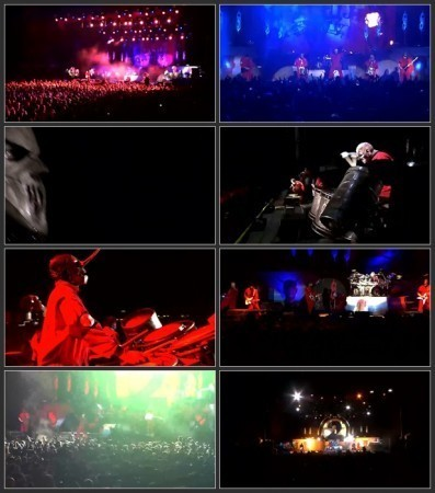 Slipknot - Live at KnotFest (2012) HDTVRip