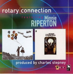 Rotary Connection feat. Minnie Riperton - Songs / Hey Love (1969/1971)