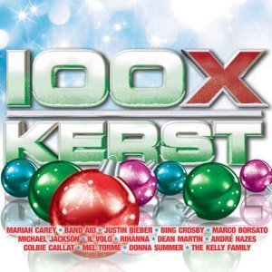 VA - 100x Kerst [5CD Box Set] (2012)