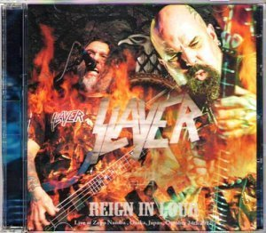 Slayer - Reign In Loud (2012)