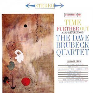 Dave Brubeck Quartet - Time Further Out (1961)