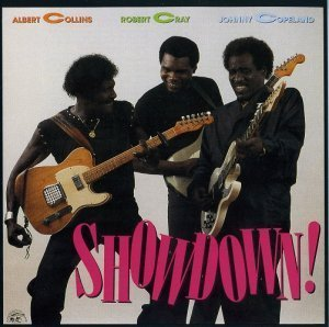 Albert Collins, Robert Cray, Johnny Copeland - Showdown! (1985)