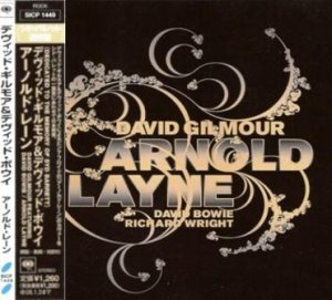 David Gilmour - Arnold Layne 2006 Single (Sony Music/Japan)