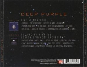 Deep Purple - Live At Montreux And In Concert (2007) {2CD}