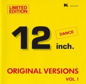 VA - 12 Inch-Original Versions Vol. 1 [Limited Edition] (1993)