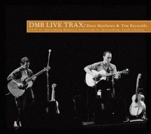 Dave Matthews and Tim Reynolds – Live Trax Vol. 24: 2.8.97 Spartanburg Memorial Auditorium Spartanburg SC (2012)