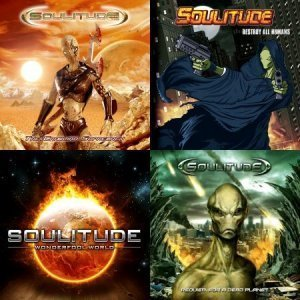 Soulitude - Discography (2006-2012)