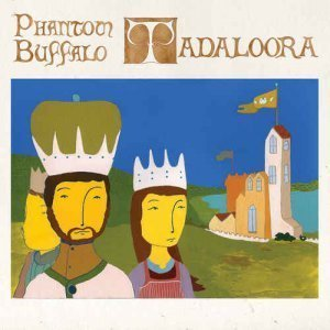 Phantom Buffalo - Tadaloora (2012)