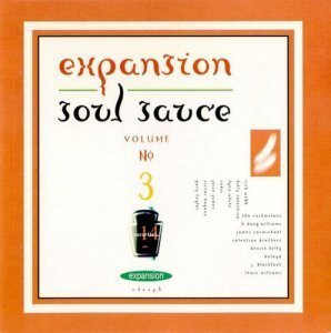 VA - Expansion Soul Sauce Vol. 3 (1994)