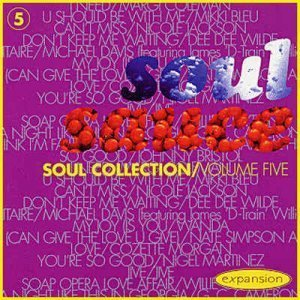 VA - Soul Sauce - Soul Collection Vol. 5 (1996)