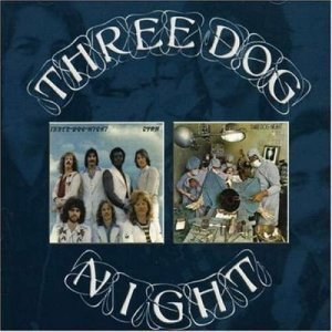 Three Dog Night - Cyan/Hard Labor 1973/1974 (Demon Music Group 2006)