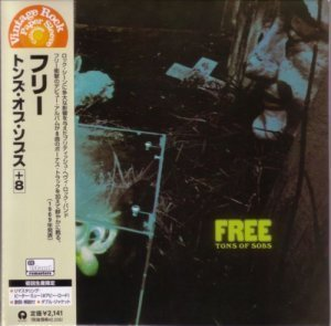 Free - Tons Of Sobs 1968 (JAPAN EDITION 2002)