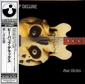 Be Bop Deluxe - Axe Victim 1974 (JAPAN EDITION 2008)