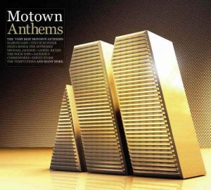 VA - Motown Anthems [Box Set] (2012)