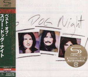 Three Dog Night - The Best Of 1982 (SHM-CD/Japan 2008)