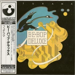 Be Bop Deluxe - Futurama 1975 (JAPAN EDITION 2008)