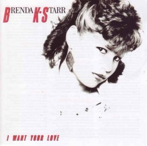 Brenda K. Starr - I Want Your Love [Limited Edition] (2009)