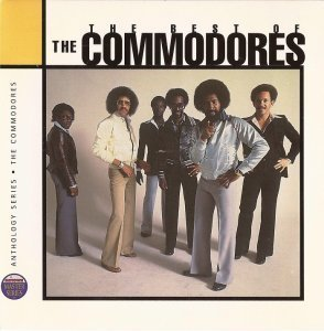 The Commodores - The Best of The Commodores [2CD] (1995)