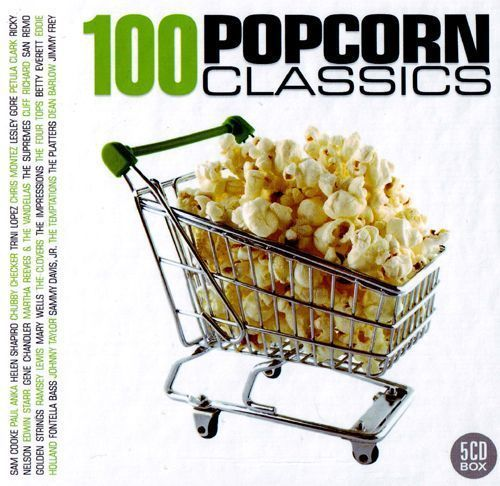 Chubby checkers golden hits popcorn
