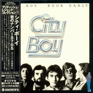 City Boy - Book Early (1978)