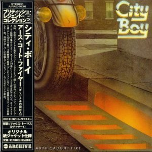 City Boy - The Day The Earth Caught Fire (1979)